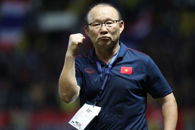 King's Cup: Vietnam still Southeast Asia champion, says coach Park