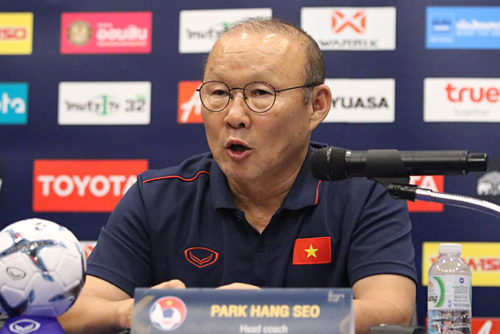 Vietnam coach: Winning King's Cup final not priority