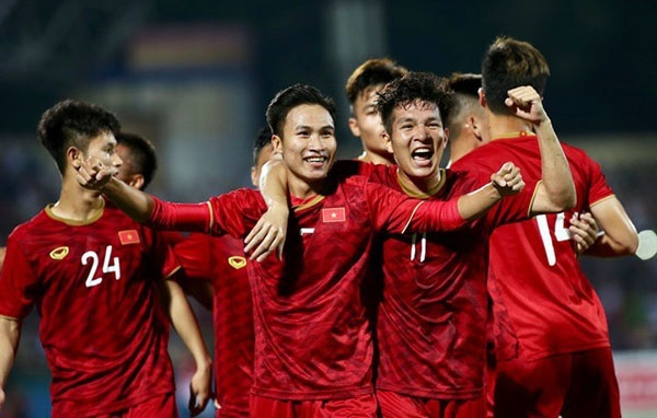 Vietnam U23 team win friendly match against Myanmar in SEA Games preparation