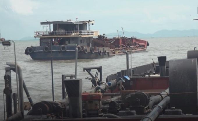 HCMC earmarks $7 million to fight illegal sand mining