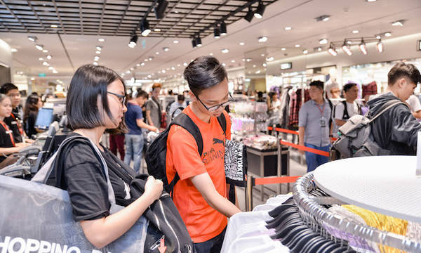 Vietnam affinity for fashion drives strong Zara sales