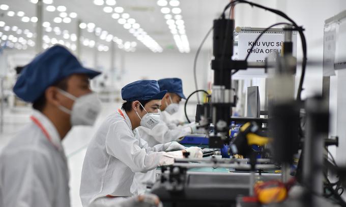 Vingroup building second smartphone plant