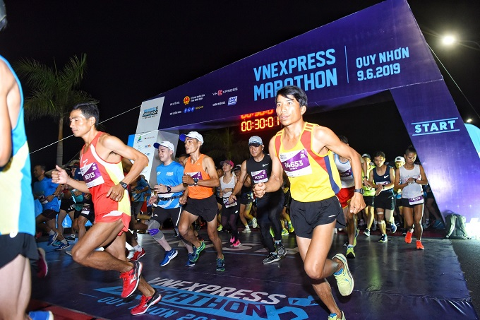 VnExpress Marathon ends in big wins and grins - 1
