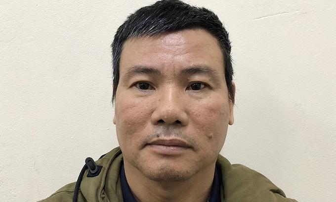 Former reporter arrested over land violations