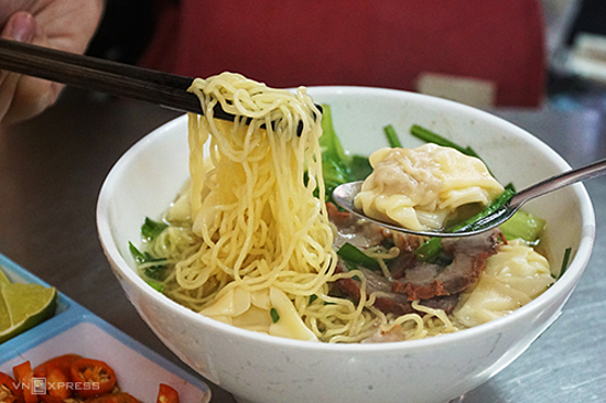 5 variations for noodles lovers in Saigon - 1