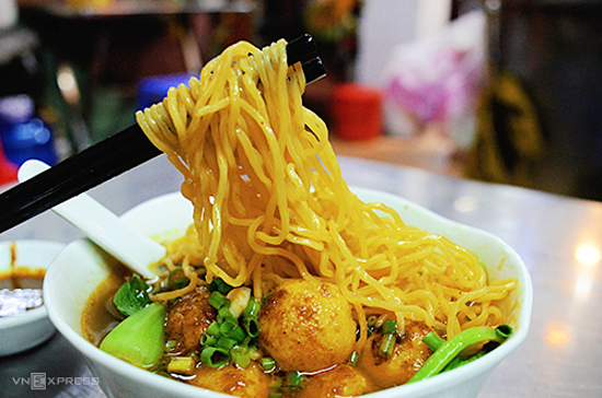 5 variations for noodles lovers in Saigon - 3
