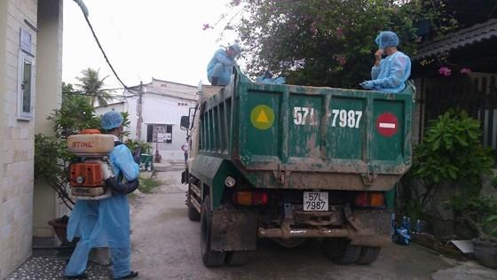 African swine fever reaches Saigon