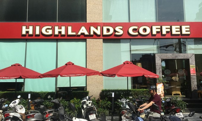 Top coffee chains record double digit growth