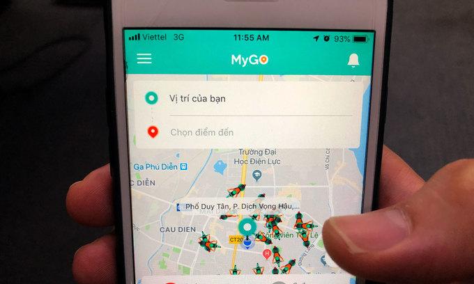 Telecom giant Viettel launches ride-hailing service