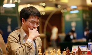 Vietnamese grandmaster wins Asian Continental Chess Championship