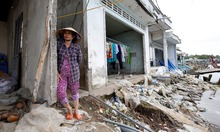 Climate crisis stares Mekong Delta closer in the face