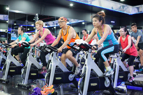 Fitness industry grows as Vietnam becomes body conscious