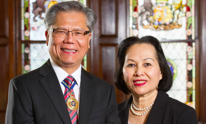 Former Vietnamese refugee's tenure as South Australia governor extended