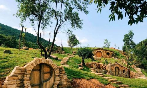 Hobbit habitat brings Lord of the Rings to Hue