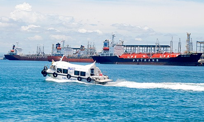 Quang Ngai to build $160 mln container port