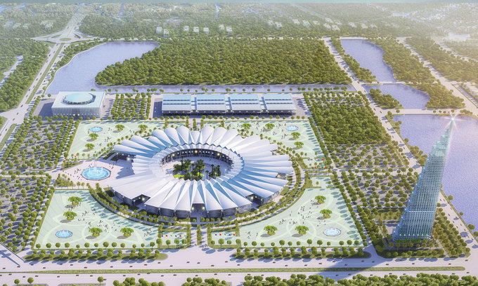 Vingroup to enhance capital to fund new national exhibition center