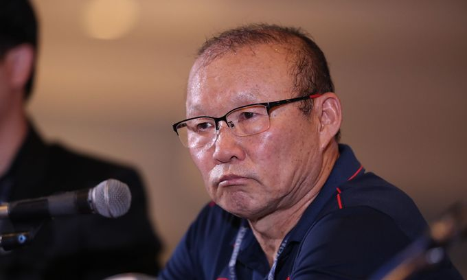 Vietnam confident of retaining coach Park despite huge salary demand
