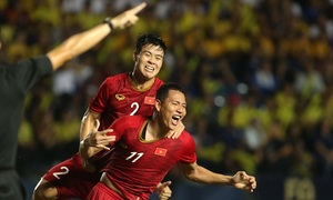 Vietnam scores a 20-year high in FIFA Rankings