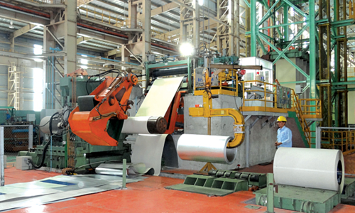 Vietnam to slap anti-dumping duties on Chinese, South Korean steel