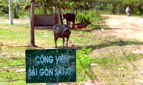 Violations impose 13-year-delay, escalate costs for Saigon safari park