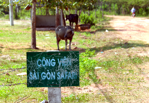 Violations impose 13-year-delay, escalate costs for Saigon safari park