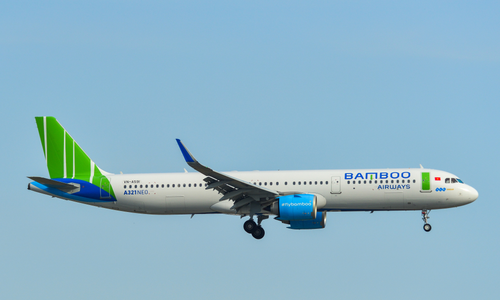 Ministry greenlights Bamboo Airways' fleet expansion