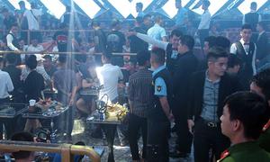 200 test positive for narcotics after Dong Nai bar raid