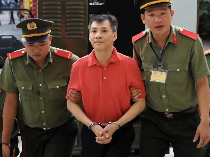 Vietnamese American jailed for attempt to overthrow government