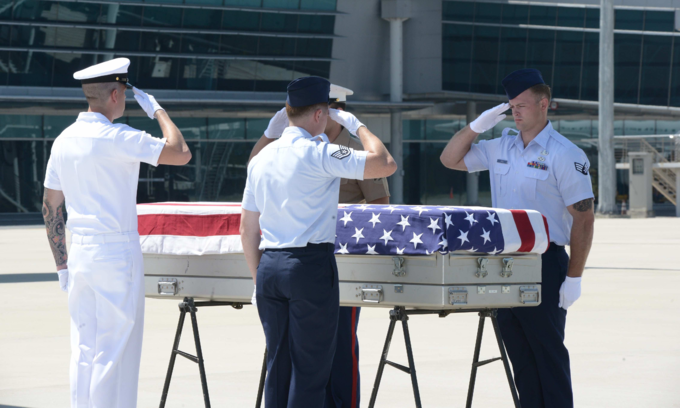 Vietnam repatriates American soldier's remains