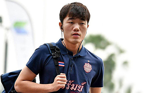Vietnamese midfielder to join V. League after leaving Thai club