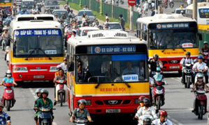 Man fined $8 for masturbating on Hanoi bus
