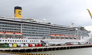 Da Nang welcomes surge of foreign cruise passengers from Europe, America