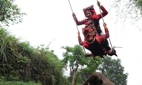 Ha Nhi rainy season festival a tribute to ancestors