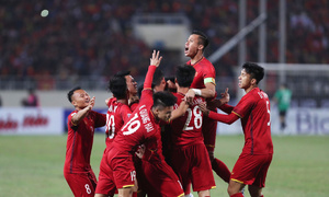 World Cup qualifiers: Software says Vietnam can beat three out of eight top teams