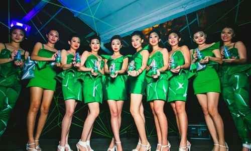 Promo-girls provider's sales keeps falling after losing Heineken contract