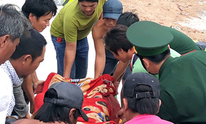 Four bodies retrieved from sunk fishing vessel in central Vietnam
