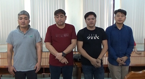 South Koreans running poker gambling ring arrested in HCMC