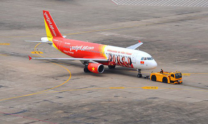 Vietjet becomes major shareholder in airport ground services firm