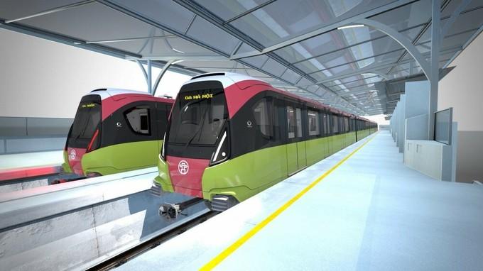 Hanoi to build new metro section in 2021