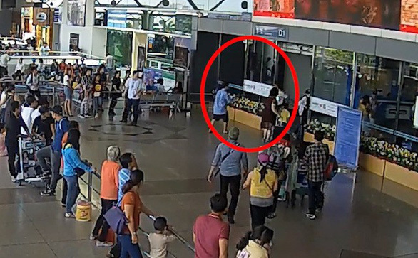 Meth menace: people high on drugs disrupt Saigon airport