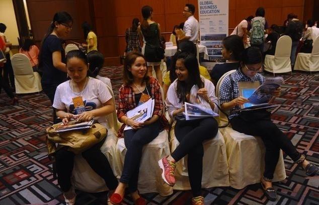 Elation first, depression next: pitfalls of studying abroad