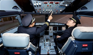 Vingroup enters aviation sector with pilot training school