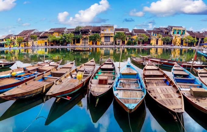 Hoi An's global popularity peaks in new listing