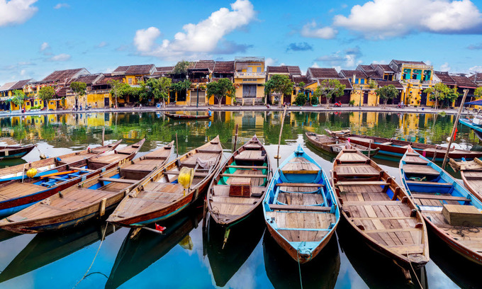 Hoi An's global popularity peaks in new listing