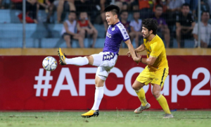 Two Vietnamese football clubs among world's most watched