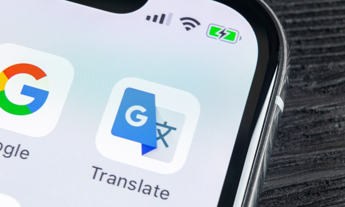 Google Translate adds Vietnamese to direct camera translation