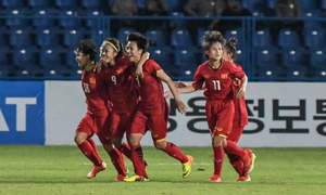 Vietnamese women top Southeast Asia in FIFA ranking