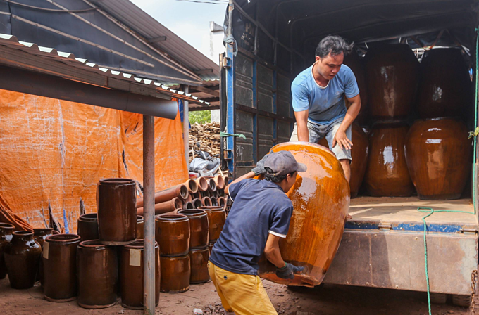 Southern Vietnam pottery village, 150 years and going strong - 8