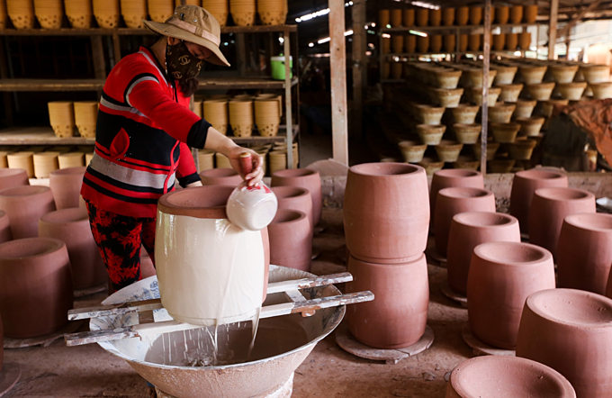 Southern Vietnam pottery village, 150 years and going strong - 4