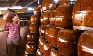Southern Vietnam pottery village, 150 years and going strong